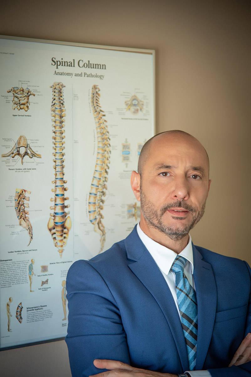 Ορθοπεδικός - Χειρουργός - Νικολάρας Δ. Γεώργιος
